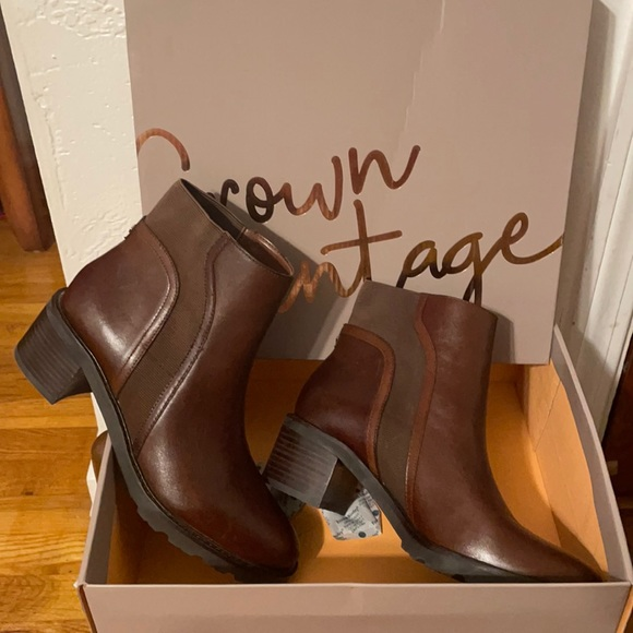 Crown Vintage Maiy2, Ankle Boots